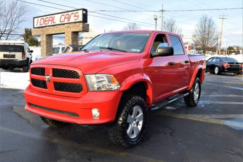 2014 RAM Ram Pickup 1500 for sale at I-DEAL CARS in Camp Hill PA