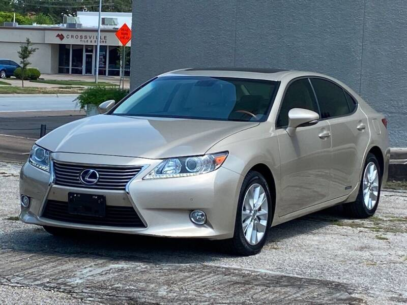 2013 Lexus ES 300h for sale at Strait Motor Cars Inc in Houston TX