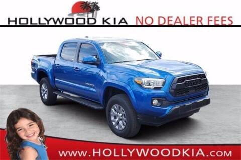 2018 Toyota Tacoma for sale at JumboAutoGroup.com in Hollywood FL