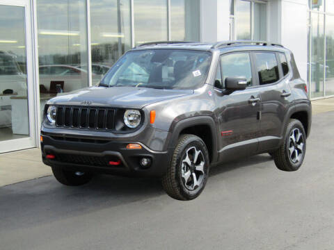 2021 Jeep Renegade for sale at Brunswick Auto Mart in Brunswick OH