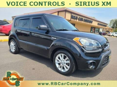 2013 Kia Soul for sale at R & B Car Company in South Bend IN