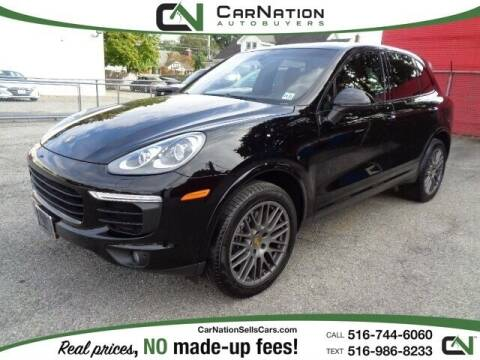 2017 Porsche Cayenne for sale at CarNation AUTOBUYERS Inc. in Rockville Centre NY