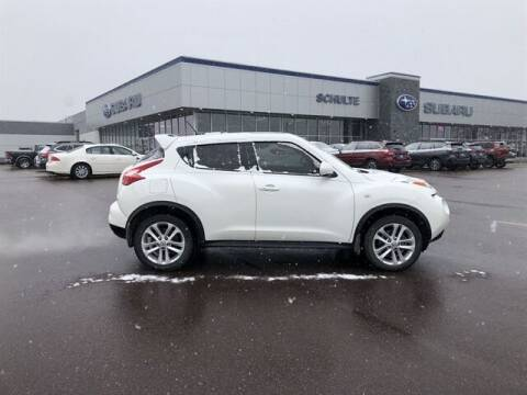 2013 Nissan JUKE for sale at Schulte Subaru in Sioux Falls SD