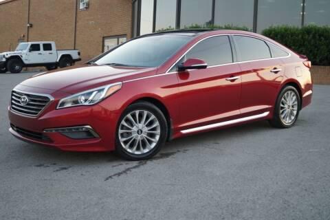 2015 Hyundai Sonata for sale at Next Ride Motors in Nashville TN