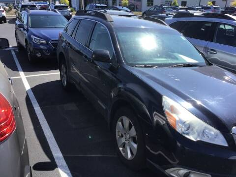 2012 Subaru Outback for sale at Royal Moore Custom Finance in Hillsboro OR