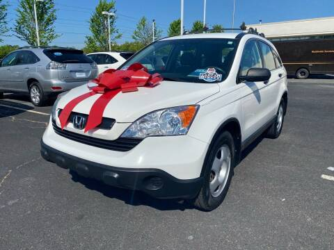 2007 Honda CR-V for sale at Charlotte Auto Group, Inc in Monroe NC