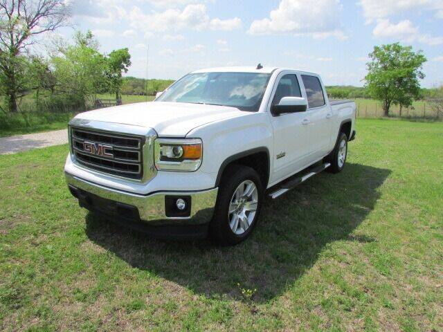 2014 GMC Sierra 1500 for sale at RGB AUTO SALES LLC in Manor TX