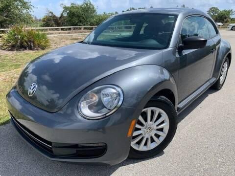 2012 Volkswagen Beetle for sale at Deerfield Automall in Deerfield Beach FL