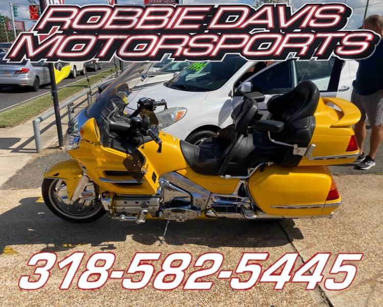 2005 Honda Goldwing for sale at Robbie Davis Motorsports in Monroe LA