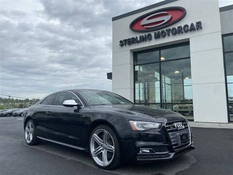 2014 Audi S5 for sale at Sterling Motorcar in Ephrata PA
