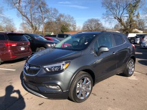 2017 Buick Encore for sale at CON ALVARO ¡TODOS CALIFICAN!™ in Columbia TN
