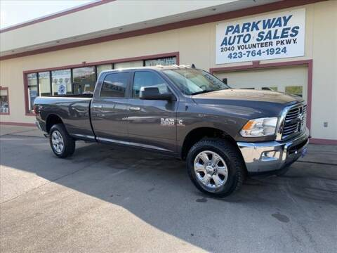 2014 RAM Ram Pickup 2500 for sale at PARKWAY AUTO SALES OF BRISTOL in Bristol TN