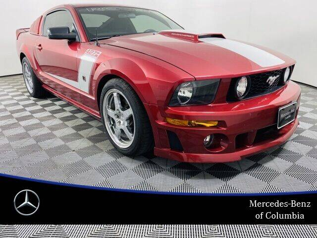 2007 Ford Mustang for sale at Preowned of Columbia in Columbia MO