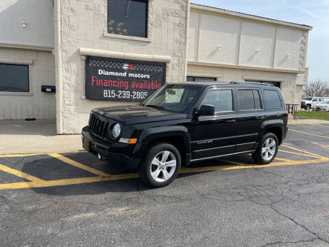 2014 Jeep Patriot for sale at Diamond Motors in Pecatonica IL