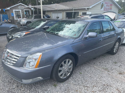 2008 Cadillac DTS for sale at Trocci's Auto Sales in West Pittsburg PA