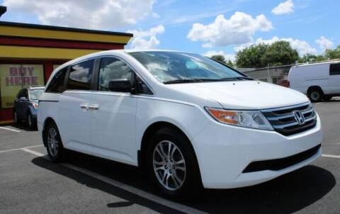 2013 Honda Odyssey for sale at L & S AUTO BROKERS in Fredericksburg VA
