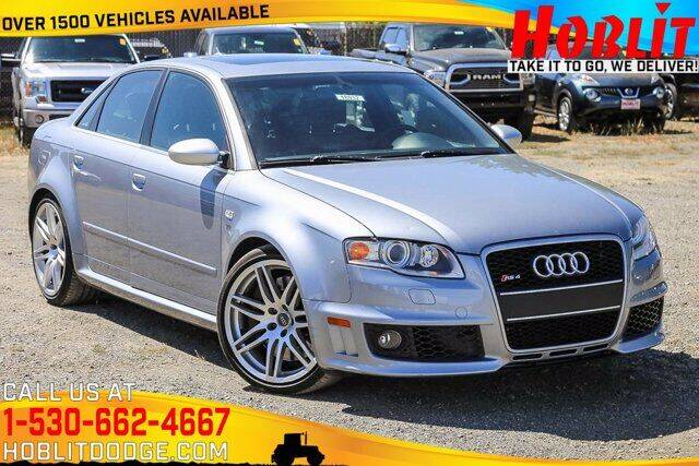 2007 Audi RS 4 for sale in Woodland, CA