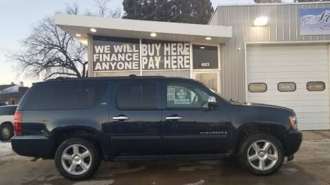2008 Chevrolet Suburban for sale at STERLING MOTORS in Watertown SD