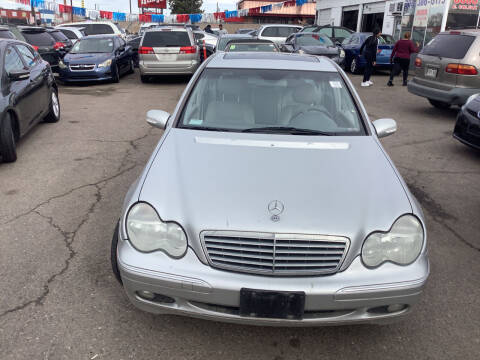 2001 Mercedes-Benz C-Class for sale at GPS Motors in Denver CO