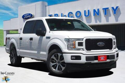 2020 Ford F-150 for sale at TRI-COUNTY FORD in Mabank TX