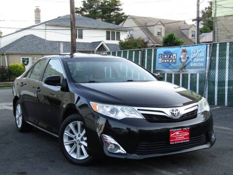 2013 Toyota Camry for sale at The Auto Network in Lodi NJ