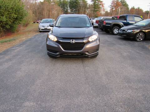 2016 Honda HR-V for sale at Heritage Truck and Auto Inc. in Londonderry NH