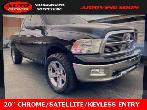 2012 RAM Ram Pickup 1500 for sale at Auto Express in Lafayette IN