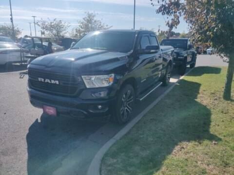 2019 RAM Ram Pickup 1500 for sale at The Car Guy powered by Landers CDJR in Little Rock AR