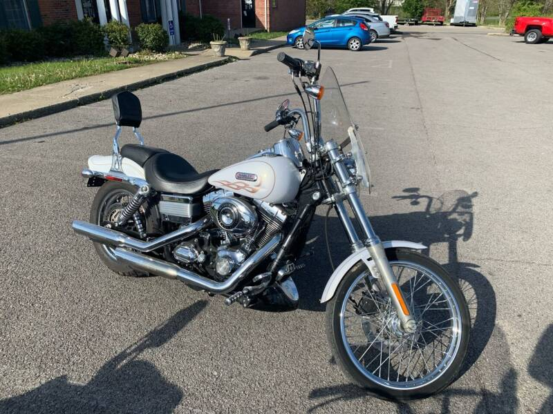 2007 Harley Davidson  Wide Glide for sale at Dan Powers Honda Motorsports in Elizabethtown KY