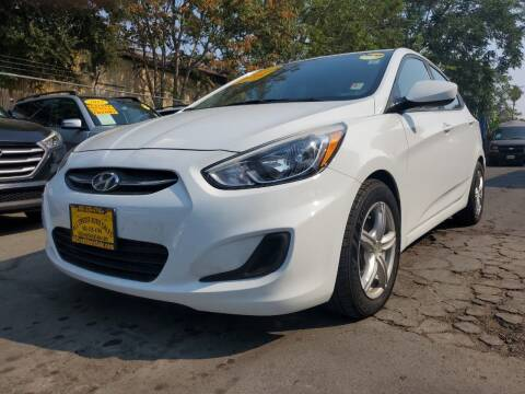 2017 Hyundai Accent for sale at ALL CREDIT AUTO SALES in San Jose CA
