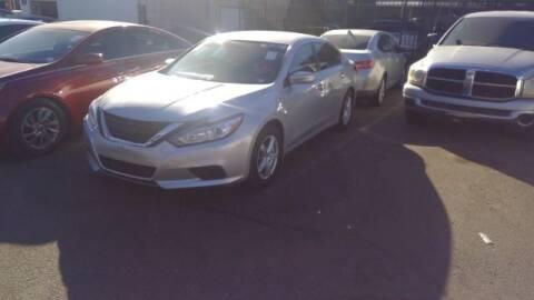2017 Nissan Altima for sale at USA Auto Inc in Mesa AZ