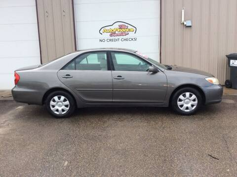2003 Toyota Camry for sale at The AutoFinance Center in Rochester MN