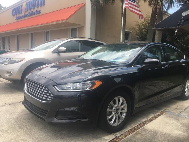 2015 Ford Fusion for sale at Gulf South Automotive in Pensacola FL