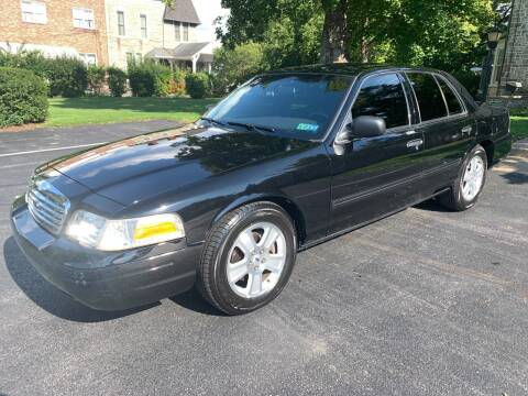 2011 Ford Crown Victoria for sale at On The Circuit Cars & Trucks in York PA
