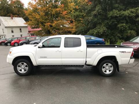 2015 Toyota Tacoma for sale at MICHAEL MOTORS in Farmington ME