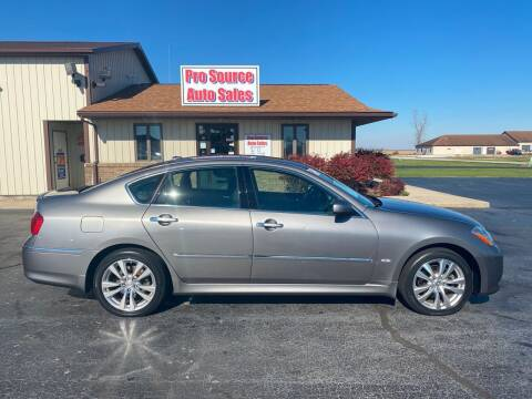 2008 Infiniti M45 for sale at Pro Source Auto Sales in Otterbein IN