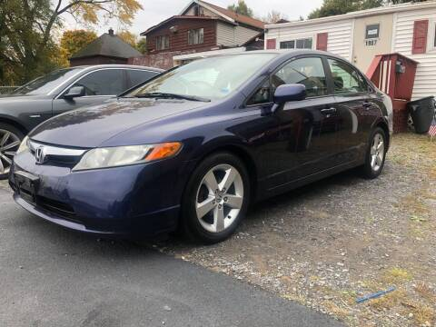 2008 Honda Civic for sale at JB Auto Sales in Schenectady NY