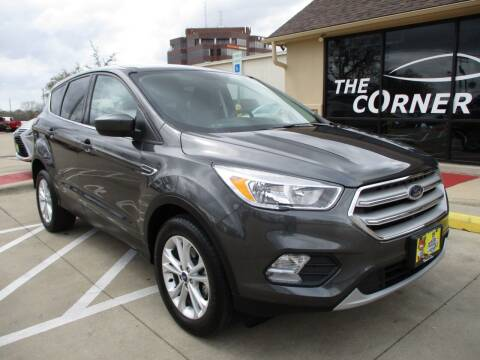 2019 Ford Escape for sale at Cornerlot.net in Bryan TX