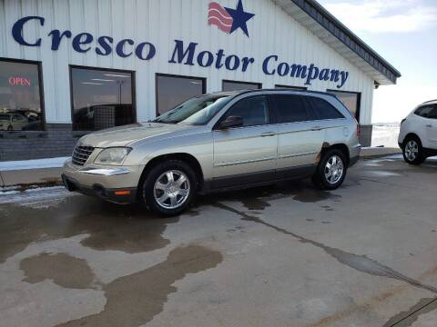 2005 Chrysler Pacifica for sale at Cresco Motor Company in Cresco IA