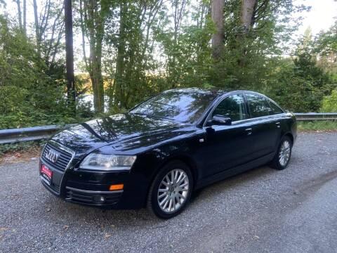 2007 Audi A6 for sale at Maharaja Motors in Seattle WA
