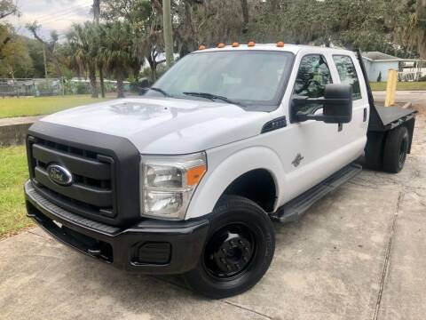 2012 Ford F-350 Super Duty for sale at Unique Motors of Tampa in Tampa FL
