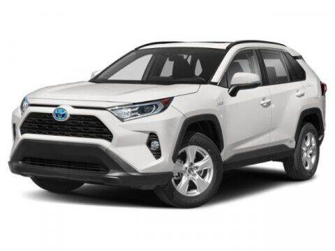 2021 Toyota RAV4 Hybrid for sale at BEAMAN TOYOTA in Nashville TN