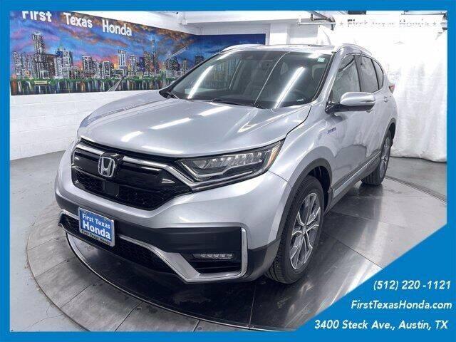 2022 Honda CR-V Hybrid for sale in Austin, TX