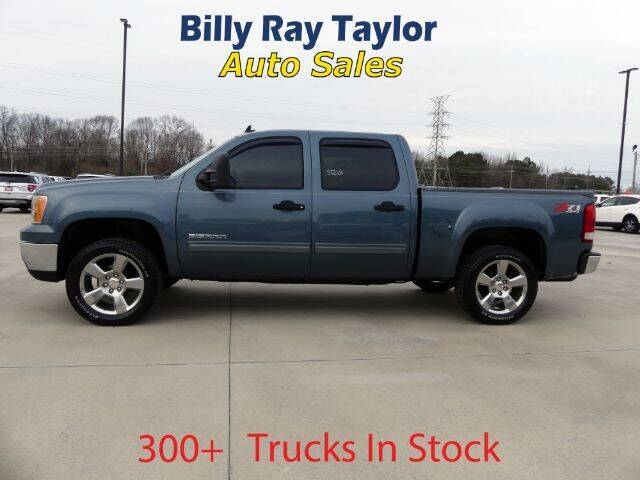 2011 GMC Sierra 1500 for sale at Billy Ray Taylor Auto Sales in Cullman AL