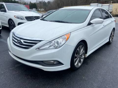 2014 Hyundai Sonata for sale at Luxury Auto Innovations in Flowery Branch GA