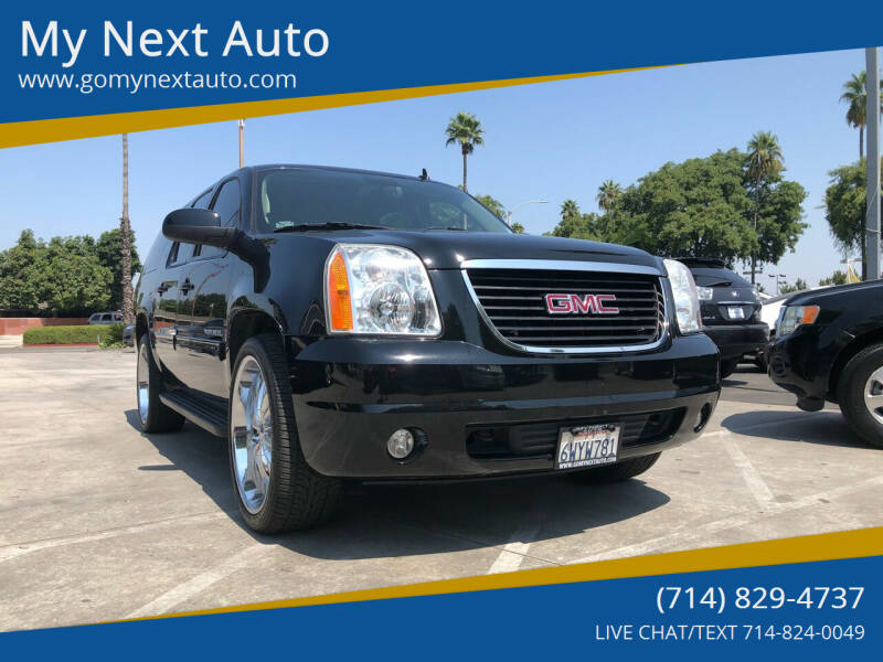 2013 GMC Yukon XL for sale at My Next Auto in Anaheim CA