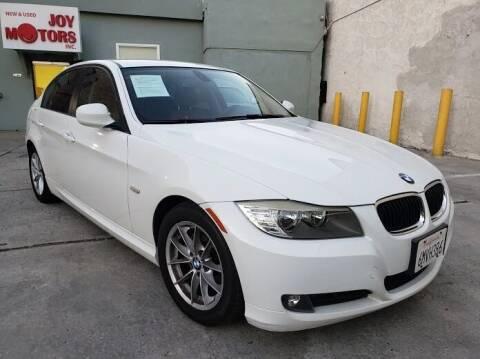 2010 BMW 3 Series for sale at Joy Motors in Los Angeles CA