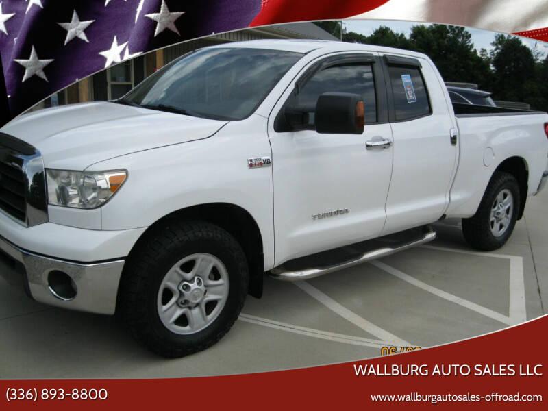 2008 Toyota Tundra for sale in Winston Salem, NC
