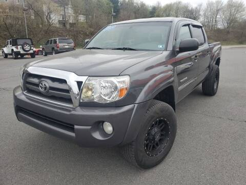 2009 Toyota Tacoma for sale at Mulligan's Auto Exchange LLC in Paxinos PA