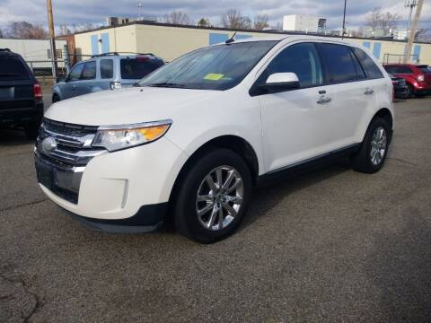 2011 Ford Edge for sale at Dave Ducharme's Auto Sales in Lowell MA